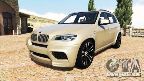 BMW X5 M (E70) 2013 v1.2 [add-on] para GTA 5
