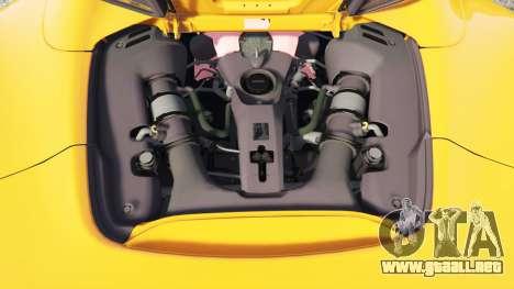 Ferrari 488 Speedster 2016 [replace] para GTA 5