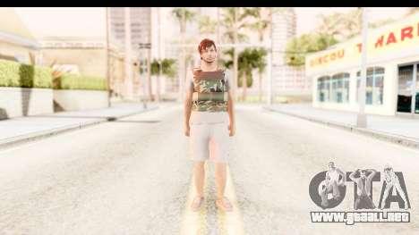 GTA 5 Random Skin 5 para GTA San Andreas segunda pantalla