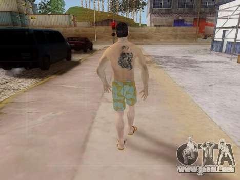 New Wmybe para GTA San Andreas segunda pantalla
