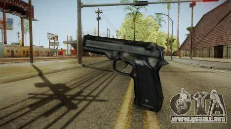 Silent Hill 2 - Pistol 1 para GTA San Andreas segunda pantalla