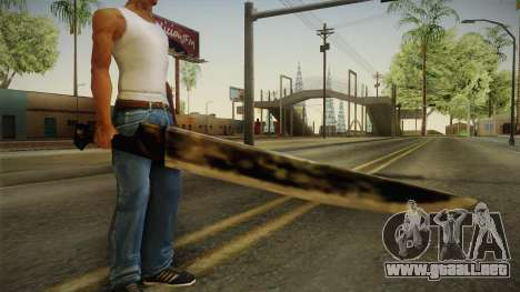 Silent Hill 2 - Weapon 2 para GTA San Andreas
