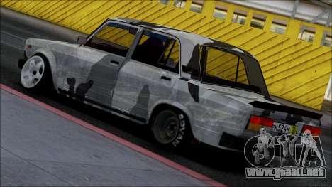 2107 Sola para GTA San Andreas left