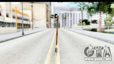 Star Wars Tusken Gaderffii para GTA San Andreas tercera pantalla