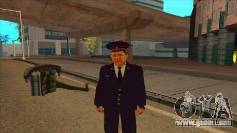 Karpov v2 para GTA San Andreas tercera pantalla