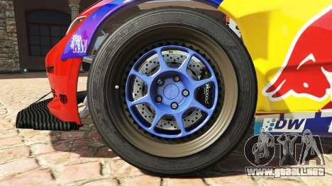 GTA 5 Mazda MX-5 (ND) RADBUL Mad Mike v1.1 [replace] vista lateral trasera derecha