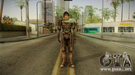 Warriors Orochi 3 - Zhao Yun (DW6) para GTA San Andreas segunda pantalla