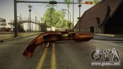 Silent Hill 2 - Sawnoff para GTA San Andreas tercera pantalla