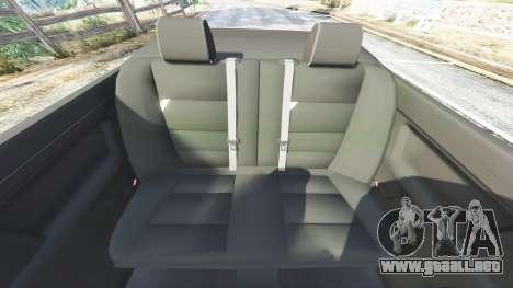 GTA 5 BMW 328i (E36) M-Sport [replace] volante