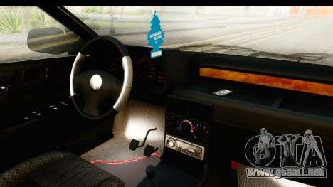 Rover 220 Kent 2 para visión interna GTA San Andreas