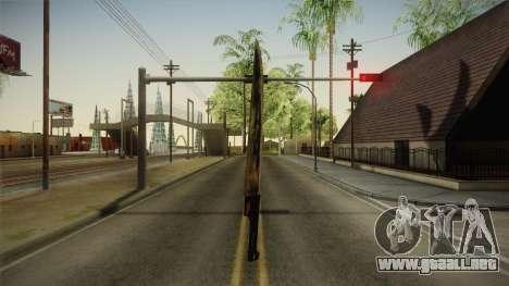 Silent Hill 2 - Weapon 2 para GTA San Andreas tercera pantalla