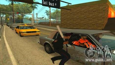 Principales interior para GTA San Andreas séptima pantalla