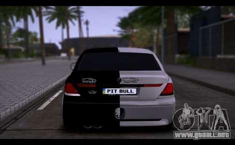 BMW 750i Smotra Kiev para GTA San Andreas left