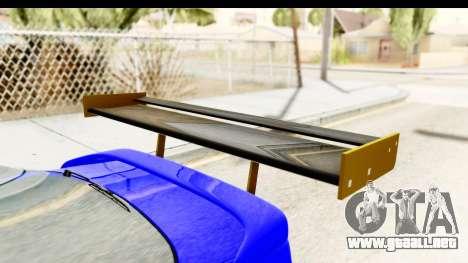 Rover 220 Kent Edition de Haur para GTA San Andreas vista hacia atrás