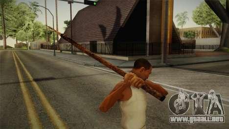 Silent Hill 2 - Weapon 4 para GTA San Andreas tercera pantalla