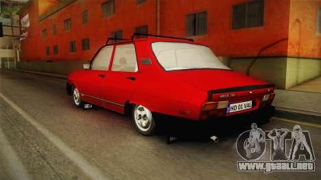 Dacia 1310 TX 1986 v2 para GTA San Andreas left