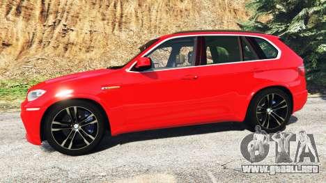 BMW X5 M (E70) 2013 v0.3 [replace] para GTA 5