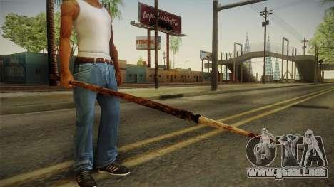 Silent Hill 2 - Weapon 4 para GTA San Andreas