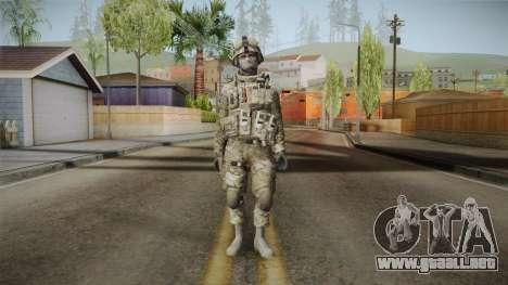 Multicam US Army 4 v2 para GTA San Andreas segunda pantalla