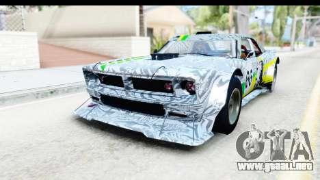 GTA 5 Declasse Tampa Drift IVF para el motor de GTA San Andreas