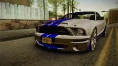 Ford Mustang Shelby GT500KR Super Snake