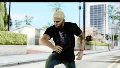 Blonde Messi para GTA San Andreas