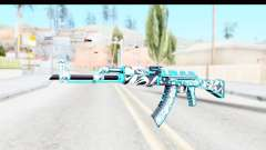 AK-47 Frontside Misty para GTA San Andreas