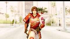 Sengoku Musou 4 - Sanada Yukimura para GTA San Andreas