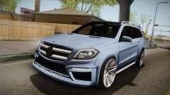 Mercedes-Benz GL63 Brabus para GTA San Andreas