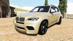 BMW X5 M (E70) 2013 v1.2 [add-on] para GTA 5