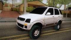 Toyota Daihatsu Terios 2000 para GTA San Andreas