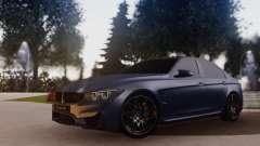 BMW M3 F30 30 Jahre para GTA San Andreas