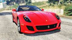 Ferrari 599 GTO [replace]