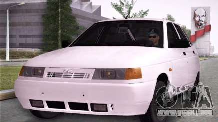 Lada 2112 Runoff para GTA San Andreas