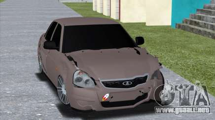 Lada Priora Brodyaga para GTA San Andreas