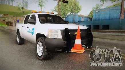 Chevrolet Silverado 2009 SA DOT para GTA San Andreas