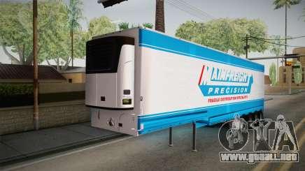 Trailer 4 Axle para GTA San Andreas