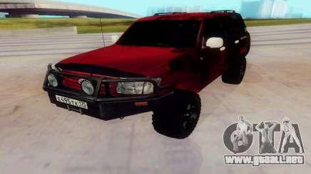 Toyota Land Cruiser 105 para GTA San Andreas