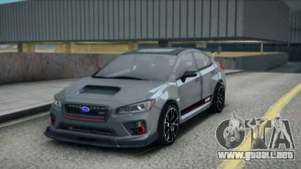 Subaru WRX STI LP400R 2016 para GTA San Andreas
