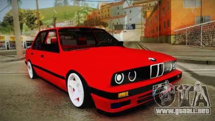 BMW M3 E30 Sedan para GTA San Andreas