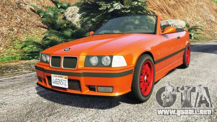 BMW 328i (E36) M-Sport v1.1 [replace] para GTA 5
