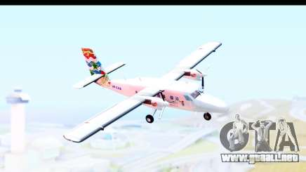 DHC-6-400 Cayman Airways para GTA San Andreas