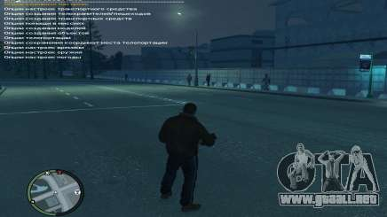 Simple Native Trainer Version 6.4 RUS para GTA 4