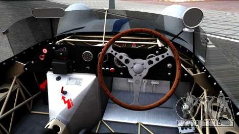 Maserati Tipo 61 para visión interna GTA San Andreas
