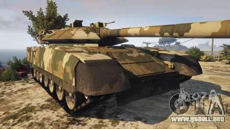 T-100 Varsuk para GTA 5