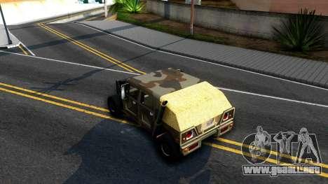 New Patriot GTA V para la visión correcta GTA San Andreas