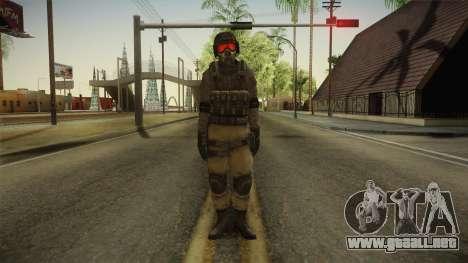 Resident Evil ORC - USS v4 para GTA San Andreas segunda pantalla