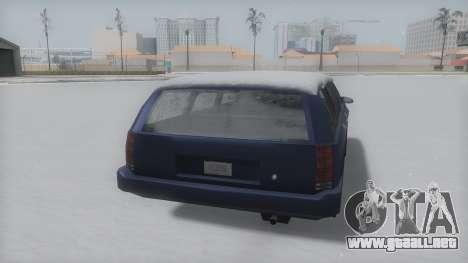 Solair Winter IVF para GTA San Andreas left