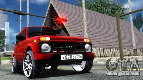 Lada Urban para GTA San Andreas