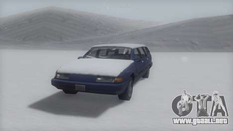 Solair Winter IVF para GTA San Andreas